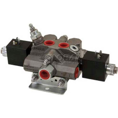 Buyers Electrically Operated Sectional Valves, HVE3PB, 3 Way, PB