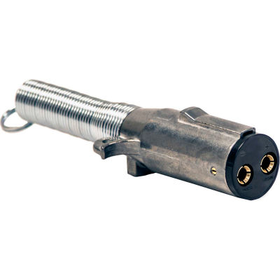 Buyers Products 2-Way Die-Cast Zinc Trailer Connector - Trailer Side  - TC2002