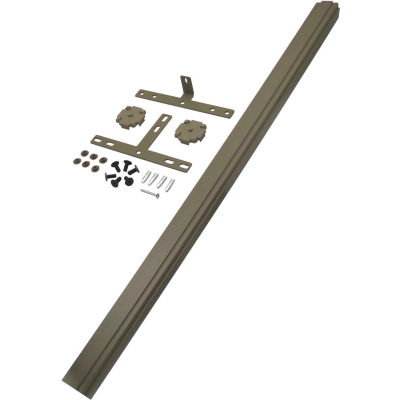 BBF ProPanels Hi/Low 3-Way Connector in Taupe