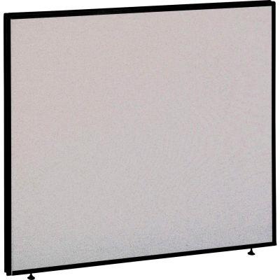 "BBF ProPanel Light Gray/Slate 48""W x 42-3/4""H"