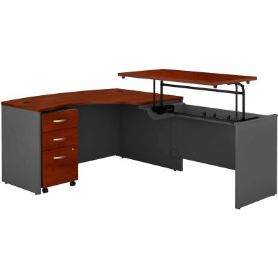 Desks Office Collections Bush Furniture 60 Quot W Right