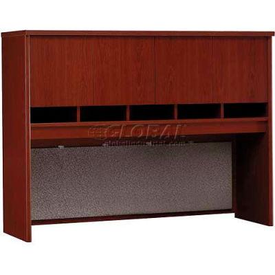"Bush Furniture Hutch - 60"" - Mahogany - Series C"