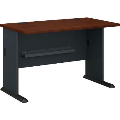 """Bush Furniture 48"""" Desk - Hansen Cherry - Series A"""