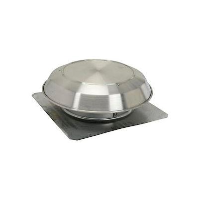 Broan 358 Roof Mount Attic Ventilator With Aluminum Dome - 1200 CFM