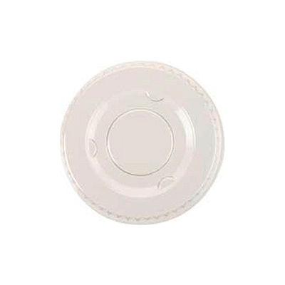 Dart® DCCPL4N, Souffle/Portion Lids, Fits 3-1/4-9 oz,cups, Plastic, Clear, 2500/Carton