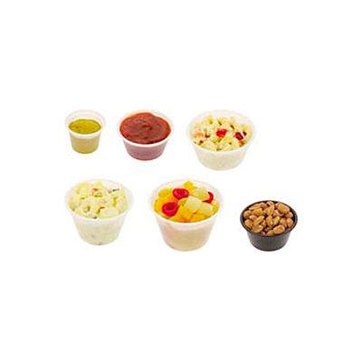Dart® DCCP550N, Souffle/Portion Cups, Plastic, 5-1/2 oz., 2500/Carton