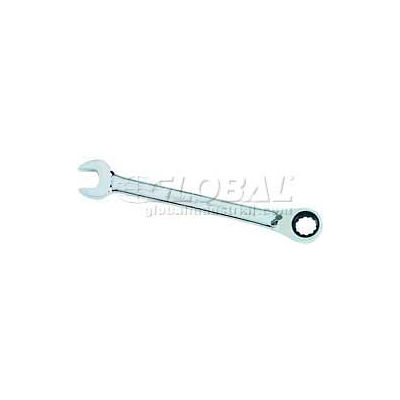 Blackhawk BW-1469 Combination Reversible Ratcheting Wrench, 19MM, 12 Point