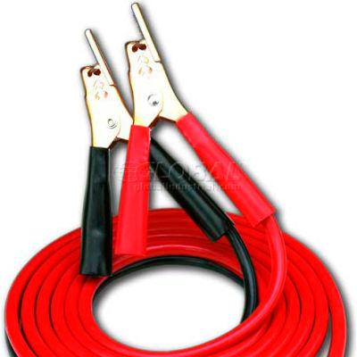 Bayco® All Season Booster Cables SL-3001, 12'L Cord, Red/Black, 10-PK - Pkg Qty 10
