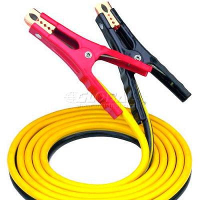 Bayco® All Season Booster Cables SL-3003, 12'L Cord, Yellow/Black, 6-PK - Pkg Qty 6