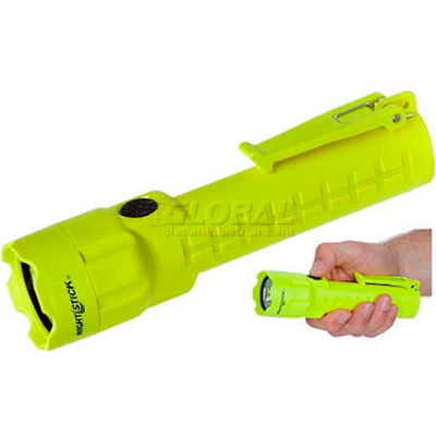 NightStick® XPP-5420G Safety-Approved Led Flashlight , 140 Lumens, Green