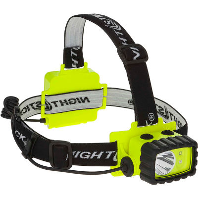 NightStick® Xpp-5458g Intrinsically Safe Multi-Function Headlamp