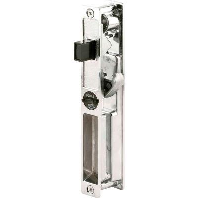 Prime-Line C 1099 Sliding Door Handle Set, Chrome Diecast