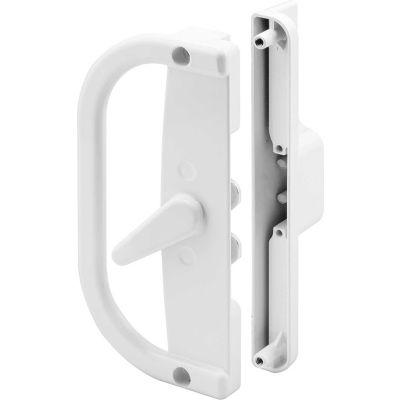 Prime-Line C 1346 Sliding Patio Door Handle, White