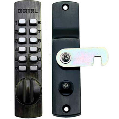 Doors, Hardware & Framing | Locksets | Lockey C170 ...