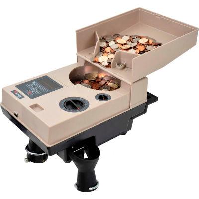 Cassida High Speed Coin Counter/ Off-Sorter C500