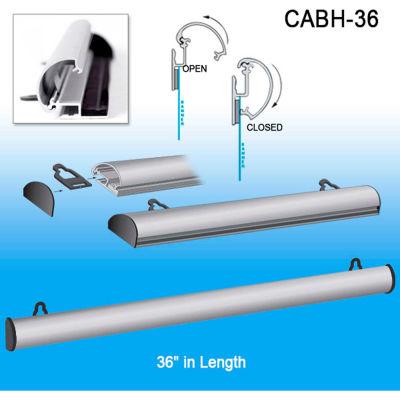 "Classic Aluminum Banner Hanger, 36""L"