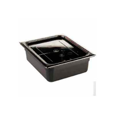Cambro 10CWC135 - Camwear Food Pan Cover, Full Size, Plain, Polycarbonate, Clear, NSF - Pkg Qty 6