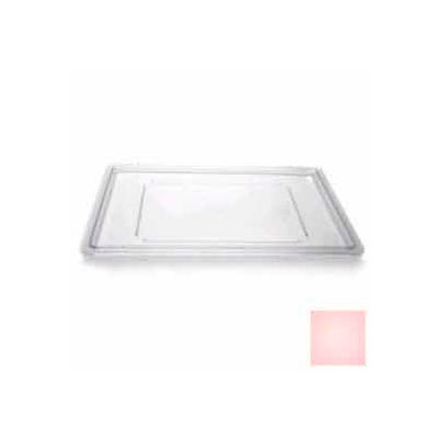 """Cambro 1826CCW467 - Camwear Cover, Food Storage, Flat, 18"""" x 26"""", Safety Red, Polycarbonate - Pkg Qty 6"""