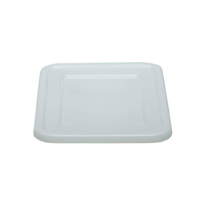 """Cambox® Cover, For 21"""" X 15"""", 15-1/2""""L X 20-1/2""""W, Hi-Gloss Plastic, White Only - Pkg Qty 12"""