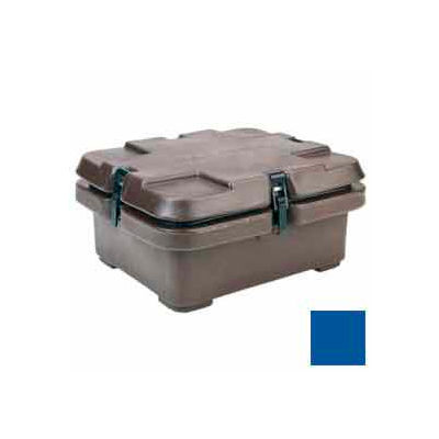 Cambro 240MPC186 - Camcarrier, for Half Size Food Pans, 16-1/2x13-7/8, Stacking Lugs, Navy Blue