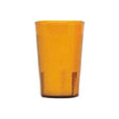 Cambro 800P2153 - Tumbler, Colorware, 8 Oz., 24 Qty.,  Amber - Pkg Qty 24