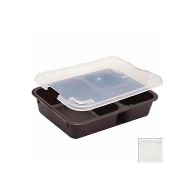 Cambro 853FCPC190 - Lid For 853fcp, Translucent - Pkg Qty 24