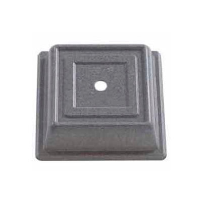 "Cambro 85SFVS101 - Plate Cover, Square, Fits 8-1/2"", Antique Parchment - Pkg Qty 12"