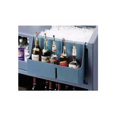 Cambro BAR54SR401 - Speed Rail 5-bottle Slate Blue