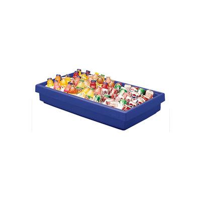 Cambro BUF72186 - Buffet Bar 24 x 67, Navy Blue