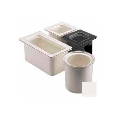 Cambro CFRSC18148 - Coldfest Crock Cover White - Pkg Qty 2
