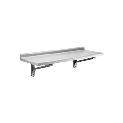 Solid Wall Shelf - 14x48