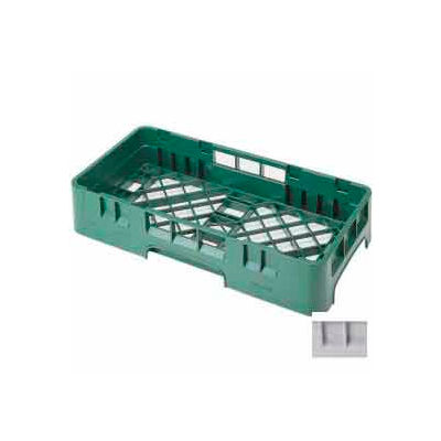"Cambro HBR258151 - Camrack  Base Rack, 1/2 Size, 19-3/4"" x 9-7/8"", 2-5/8"" Inside Stack Ht., Gray - Pkg Qty 6"