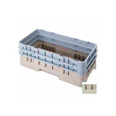 """Cambro HBR578184 - Camrack  Base Rack  5-7/8"""" Inside Stack Height Beige - Pkg Qty 4"""
