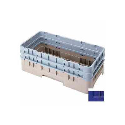 "Cambro HBR578186 - Camrack  Base Rack  5-7/8"" Inside Stack Height Navy Blue - Pkg Qty 4"