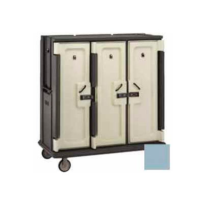 Cambro MDC1520T30401 - Meal Delivery Cart Tall Profile, 3 Doors, 60 x 29-1/4 x 63-5/8, Slate Blue
