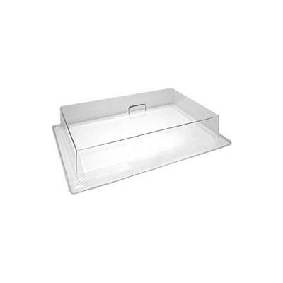 """Cambro RD1826CW135 - Display Rectangular Cover 18"""" x 26"""", Clear"""