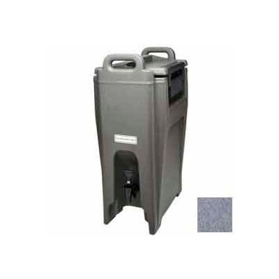 Cambro UC500191 - Ultra Camtainer Beverage Carrier, Insulated Plastic, 5-1/4 Gal. Capacity, Gray