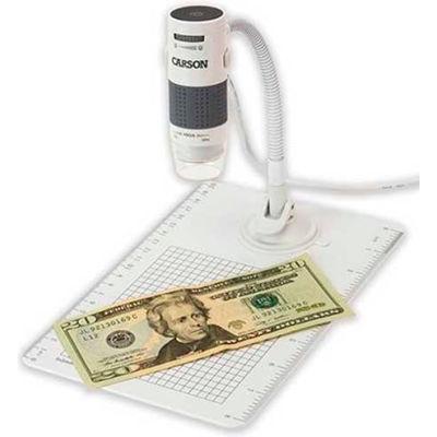 Carson® MM-840 eFlex™ 300x Lighted Digital Microscope w/ Graduated Base