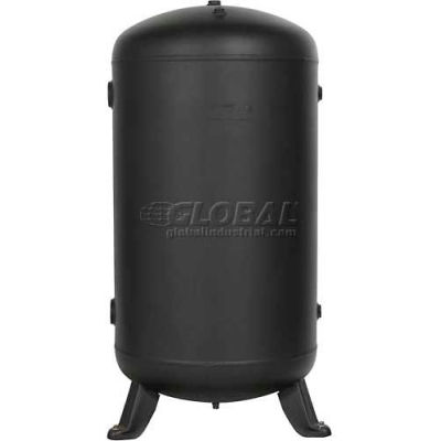 Campbell Hausfeld Air Receiver Surge Tank AR8024, Vertical, 80 Gal., No Top Plate