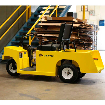 Columbia Expediter 3 Wheel 24V Two Passenger Personnel Carrier