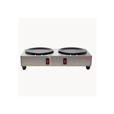 2-Burner, Decanter Warmer, CCDW2