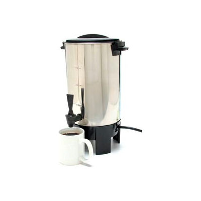 Classic Coffee Concepts SSU30-Coffee Percolator, 30-Cup Stainless Steel, 120V