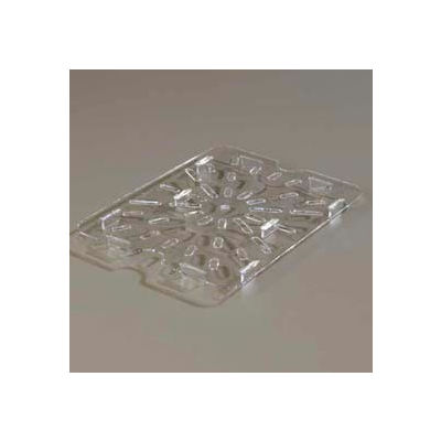 "Carlisle 1023507 - Topnotch® Drain Shelf 10"" x 7-5/8"", Clear - Pkg Qty 6"