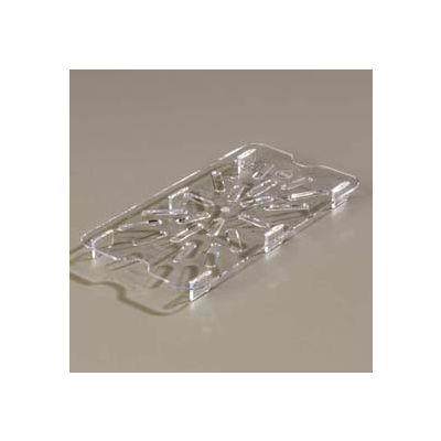"Carlisle 1029507 - Topnotch® Drain Shelf 10-1/4"" x 6-3/8"", Clear - Pkg Qty 6"