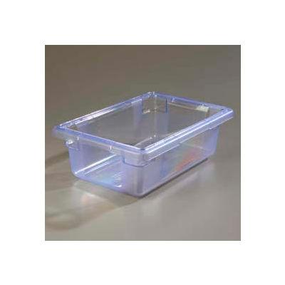 """Carlisle 10611C14 - Storplus™ Storage Container 3.5 Gallon 18"""", 12"""", 6"""", Blue - Pkg Qty 6"""