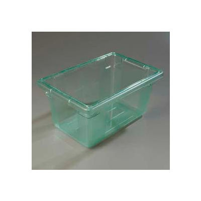 "Carlisle 10612C09 - Storplus™ 5 Gallon Box 18"", 12"", 9"", Green - Pkg Qty 6"