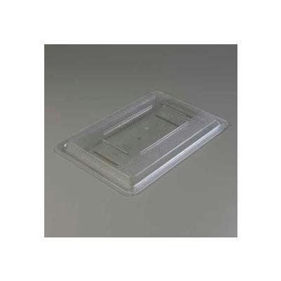"Carlisle 1061707 - Storplus™ Lid 12"" x 18"", Clear - Pkg Qty 6"
