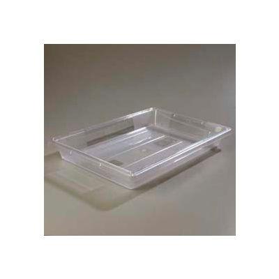"Carlisle 1062007 - Storplus™ 5 Gallon Box 26"", 18"", 3-1/2"", Clear - Pkg Qty 6"
