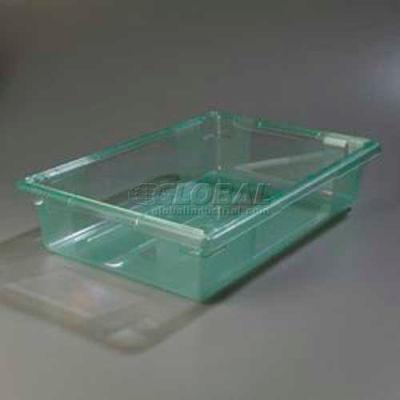 "Carlisle 10621C09 - StorPlus™ 8.5 Gallon Box, 26"" x 18"" x 6"", Green"