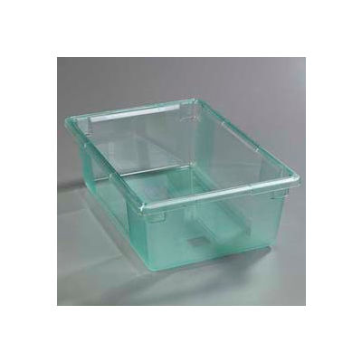 "Carlisle 10622C09 - Storplus™ 12.5 Gallon Box 26"", 18"", 9"", Green - Pkg Qty 4"